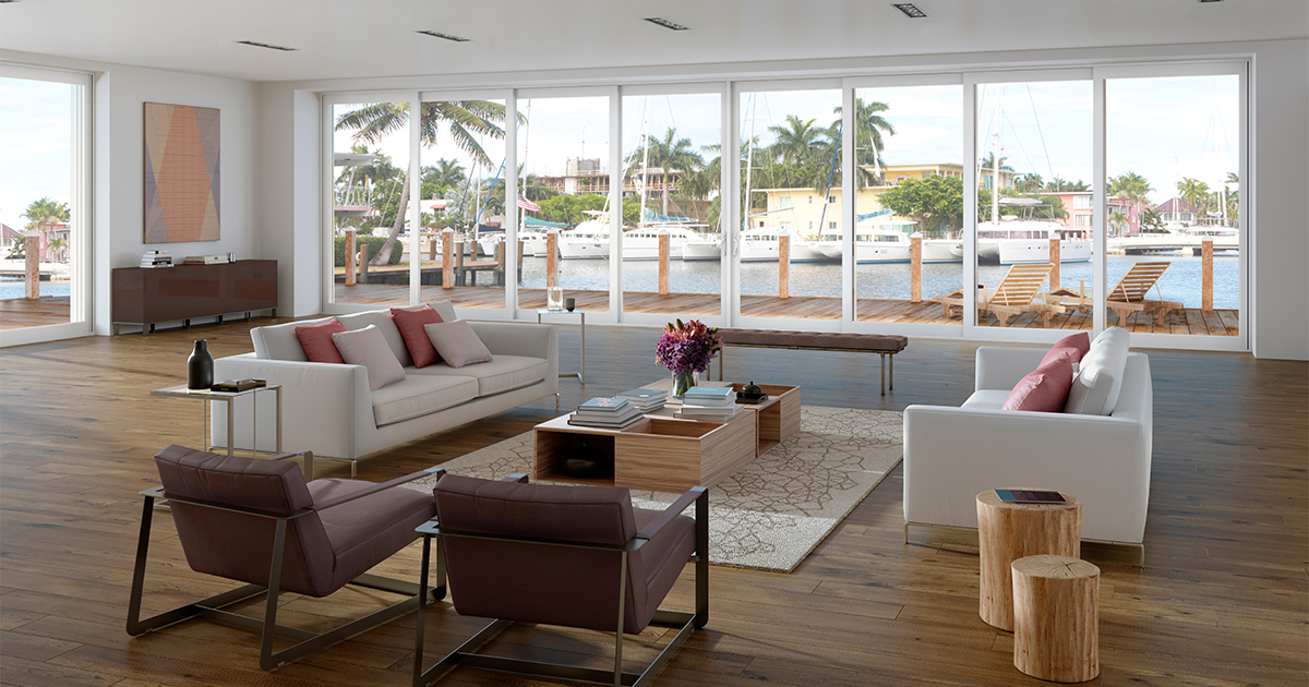 Newman Impact Resistant Windows And Doors In West Palm