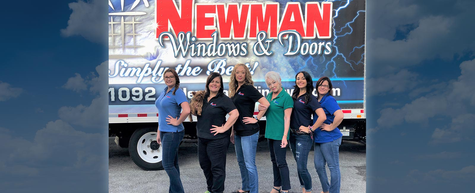 Office Staff at Newman Windows and Doors
