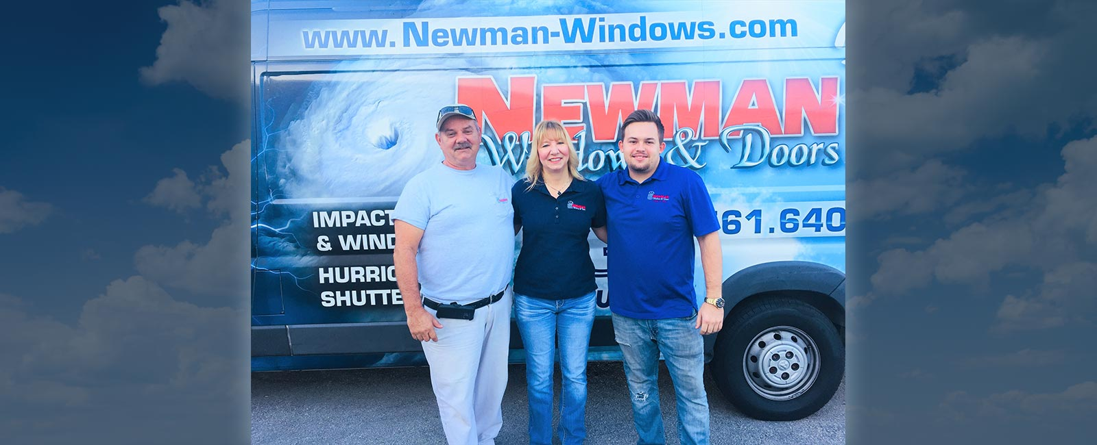 Service Department at Newman Windows and Doors